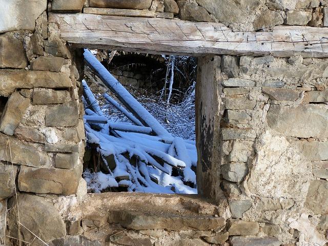 gravats démolition aurillac cantal maison pierre